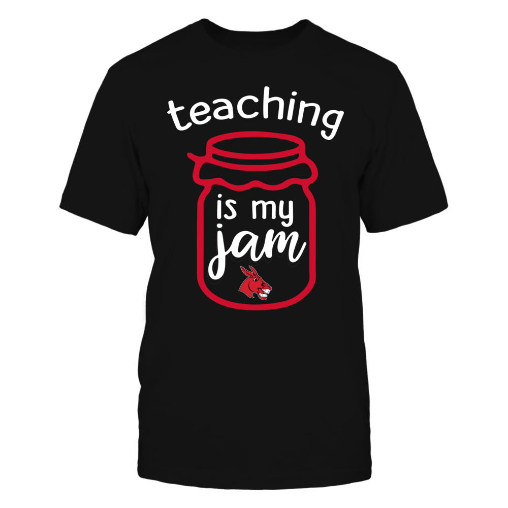 Central Missouri Mules - Teaching is My Jam - Jar Front picture