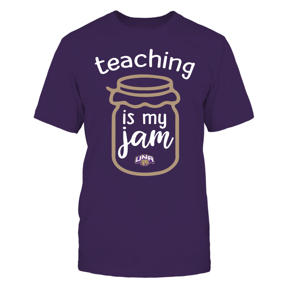 North Alabama Lions - Teaching is My Jam - Jar Front picture