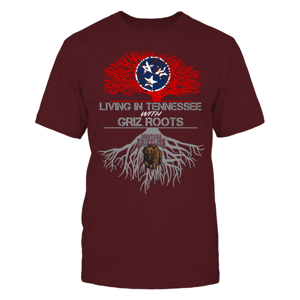 Montana Grizzlies - Living Roots Tennessee Front picture