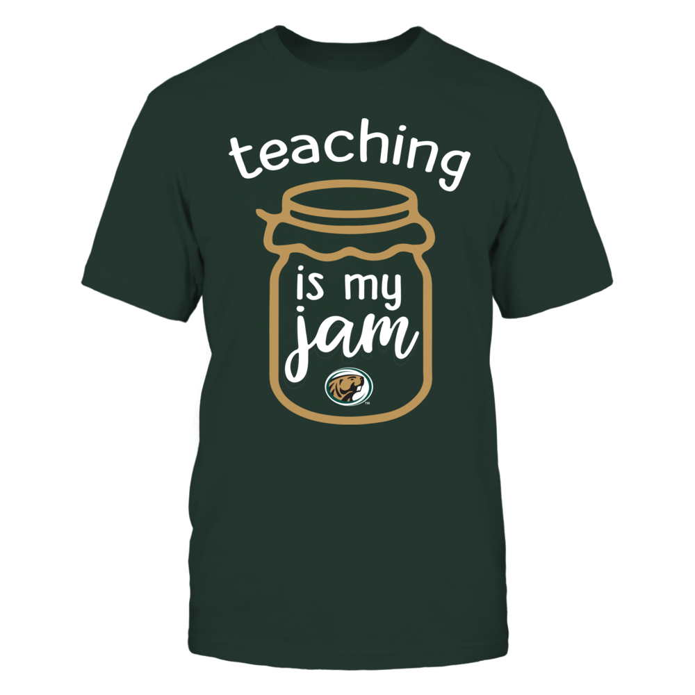 Bemidji State Beavers - Teaching is My Jam - Jar Front picture