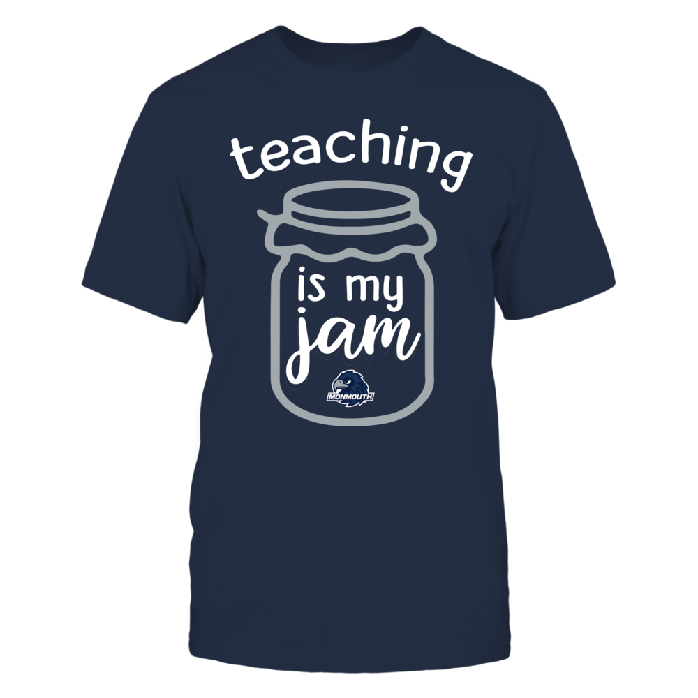 Monmouth Hawks - Teaching is My Jam - Jar Front picture