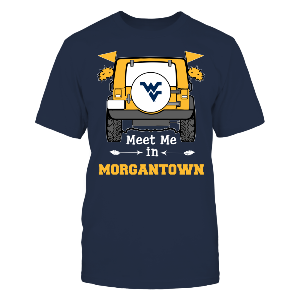 West Virginia Mountaineers - Meet Me In - City Front picture
