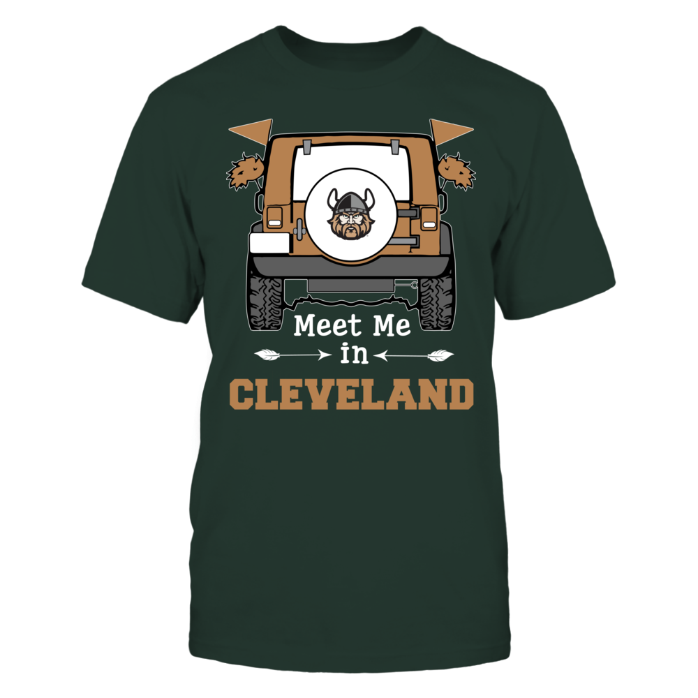 Cleveland State Vikings - Meet Me In - City Front picture