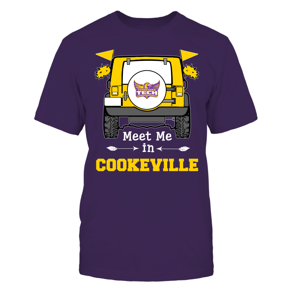 Tennessee Tech Golden Eagles - Meet Me In - City Front picture