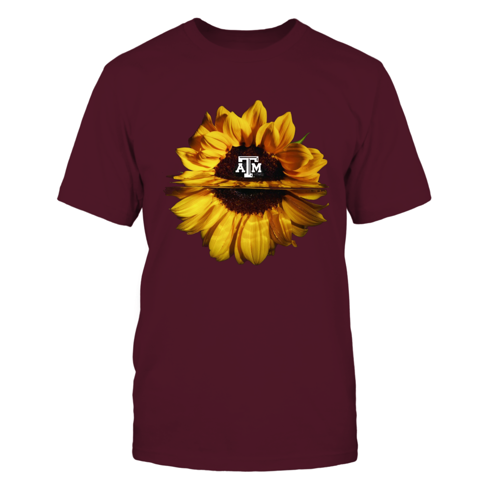 Texas A&M Aggies - Sunflower Reflection Front picture