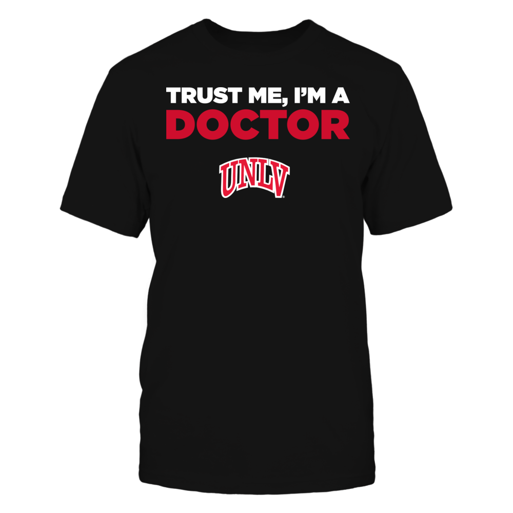 UNLV Rebels - Trust Me - I'm a Doctor - Team Front picture
