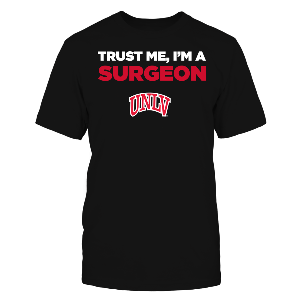UNLV Rebels - Trust Me - I'm a Surgeon - Team Front picture