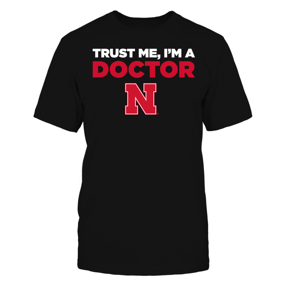 Nebraska Cornhuskers - Trust Me - I'm a Doctor - Team Front picture
