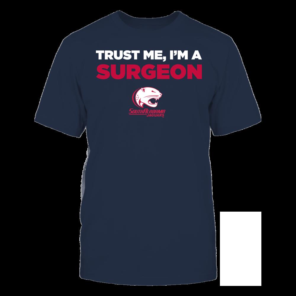 South Alabama Jaguars - Trust Me - I'm a Surgeon - Team Front picture
