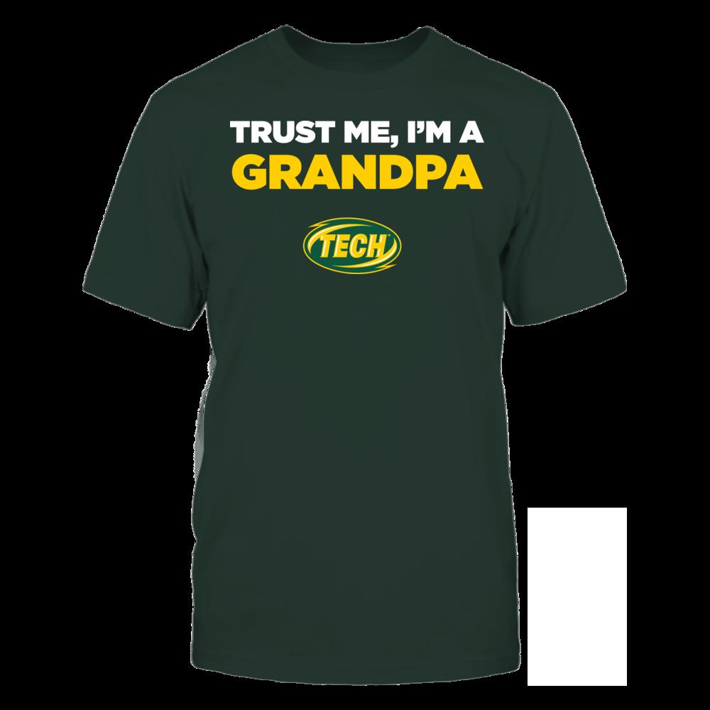 Arkansas Tech Golden Suns - Trust Me - I'm a Grandpa - Team Front picture