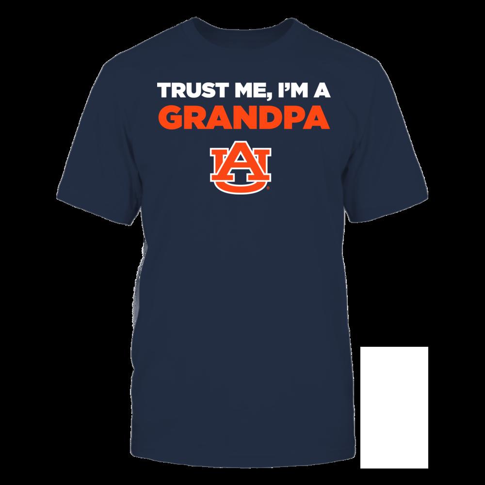 Auburn Tigers - Trust Me - I'm a Grandpa - Team Front picture