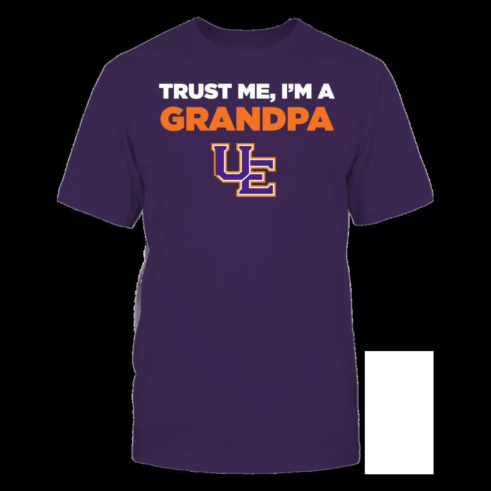 Evansville Purple Aces - Trust Me - I'm a Grandpa - Team Front picture