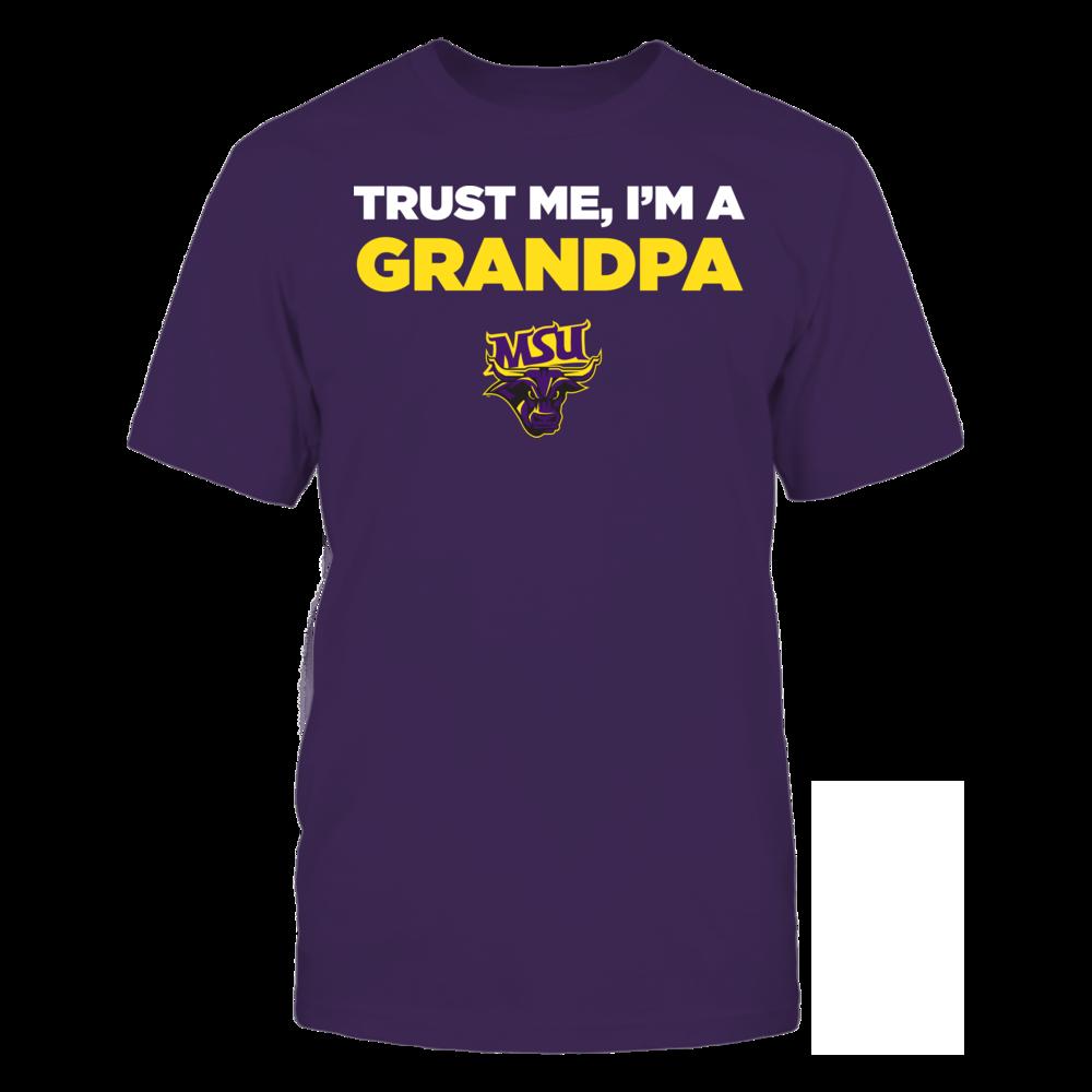 Minnesota State Mavericks - Trust Me - I'm a Grandpa - Team Front picture