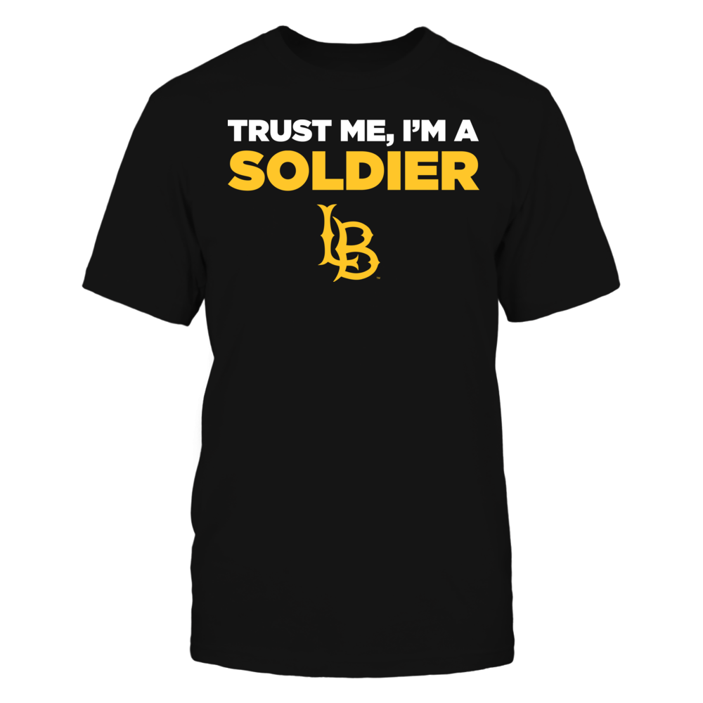 Long Beach State 49ers - Trust Me - I'm a Soldier - Team Front picture