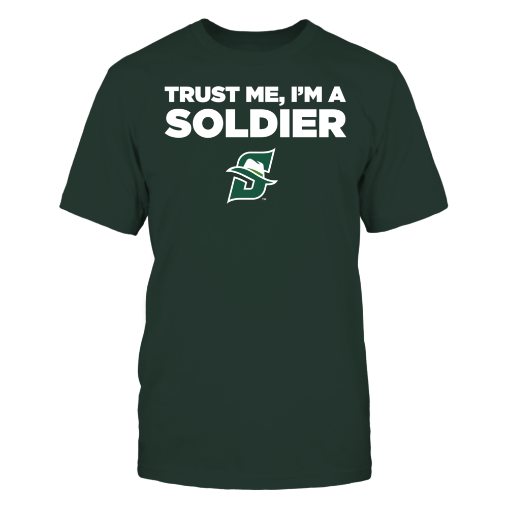 Stetson Hatters - Trust Me - I'm a Soldier - Team Front picture