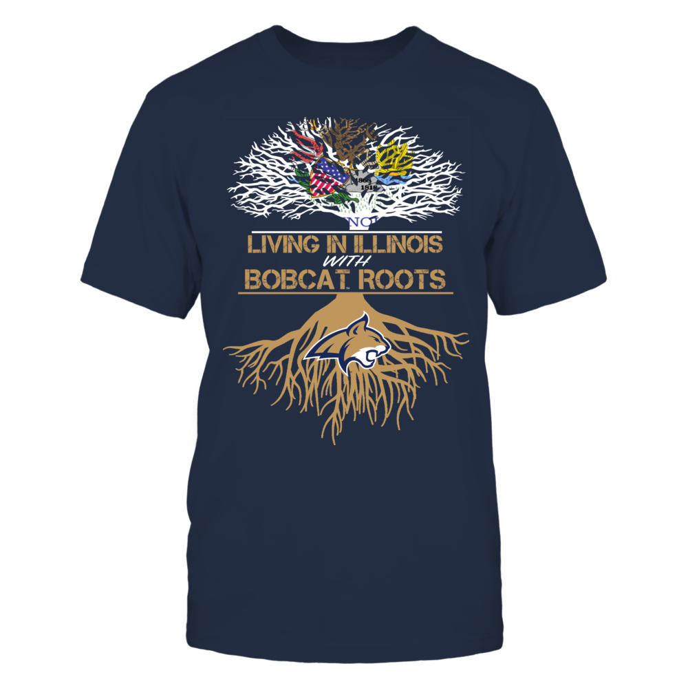 Montana State - Living Roots Illinois Front picture