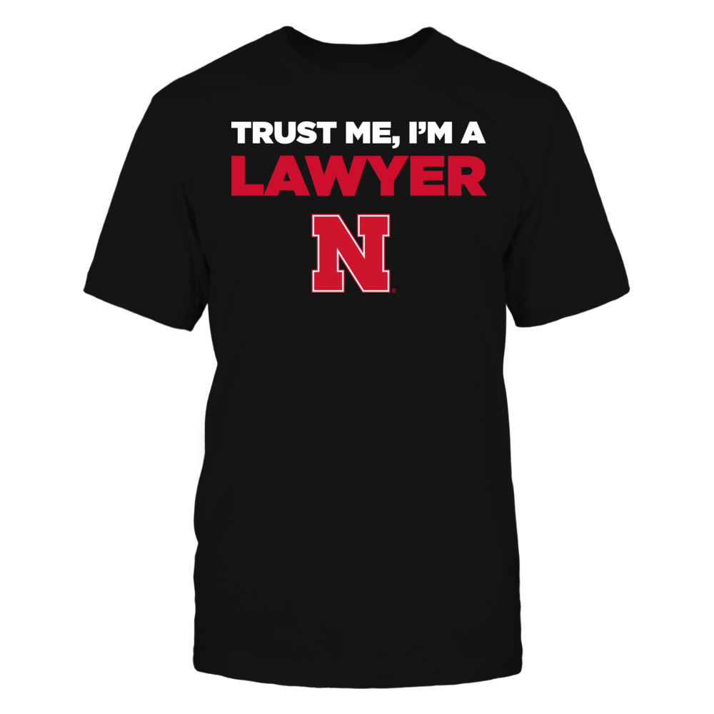 Nebraska Cornhuskers - Trust Me - I'm a Lawyer - Team Front picture