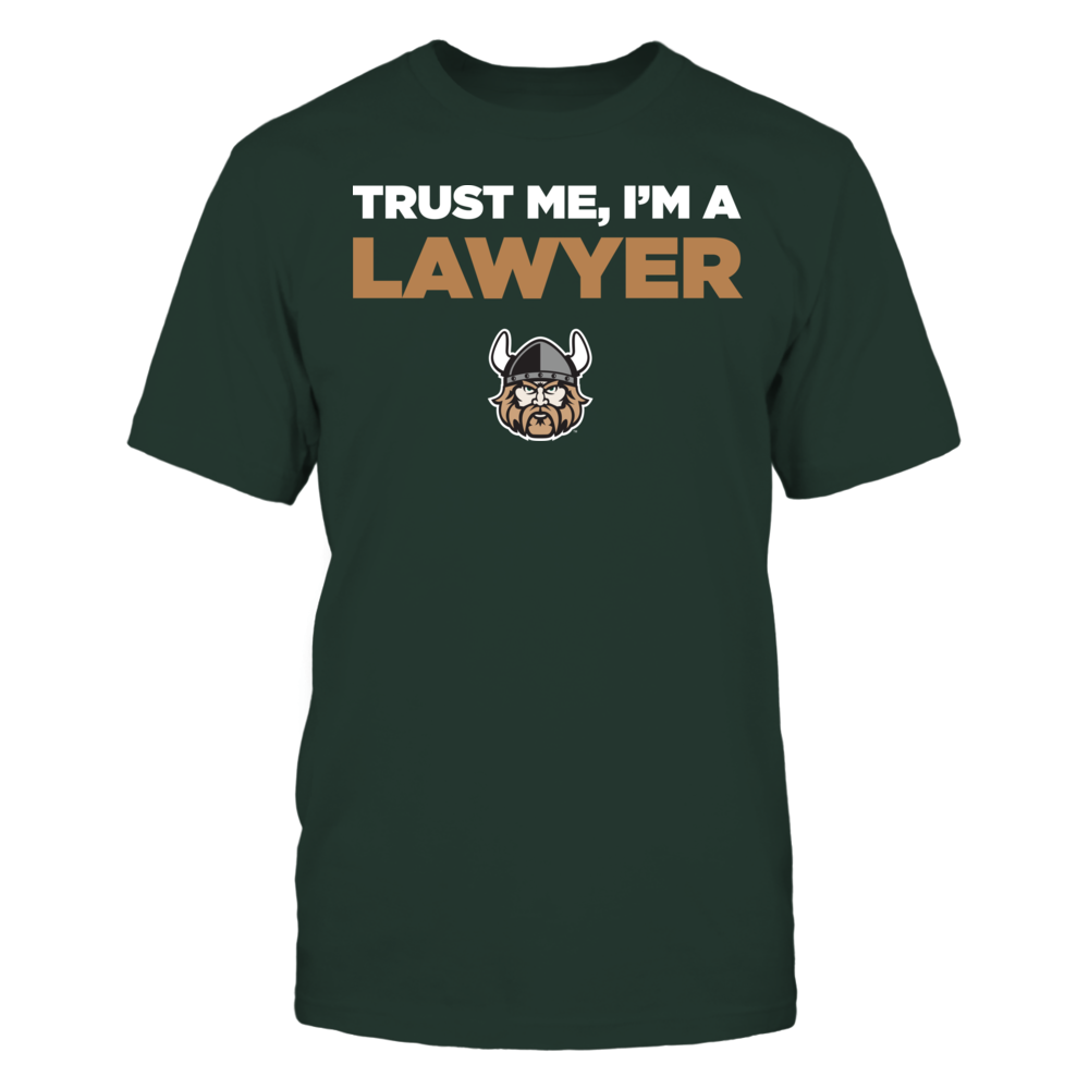Cleveland State Vikings - Trust Me - I'm a Lawyer - Team Front picture