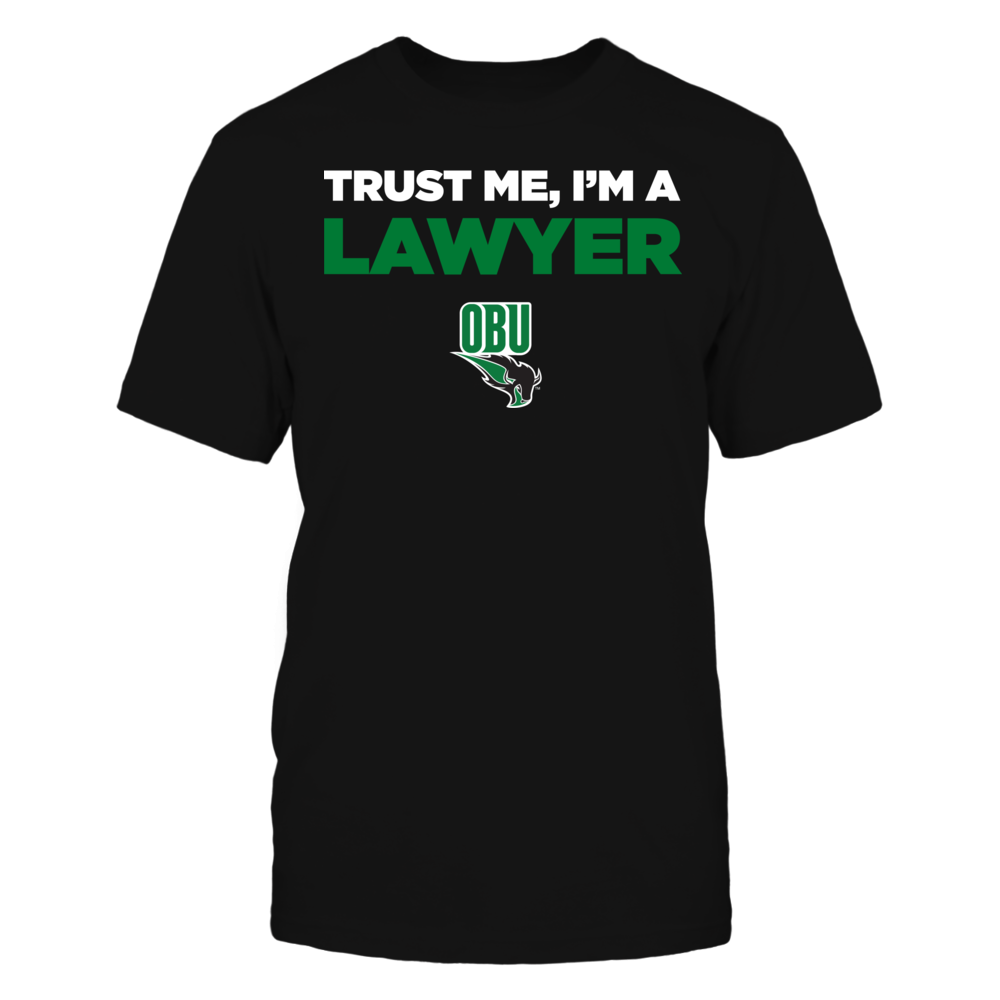 Oklahoma Baptist Bison - Trust Me - I'm a Lawyer - Team Front picture