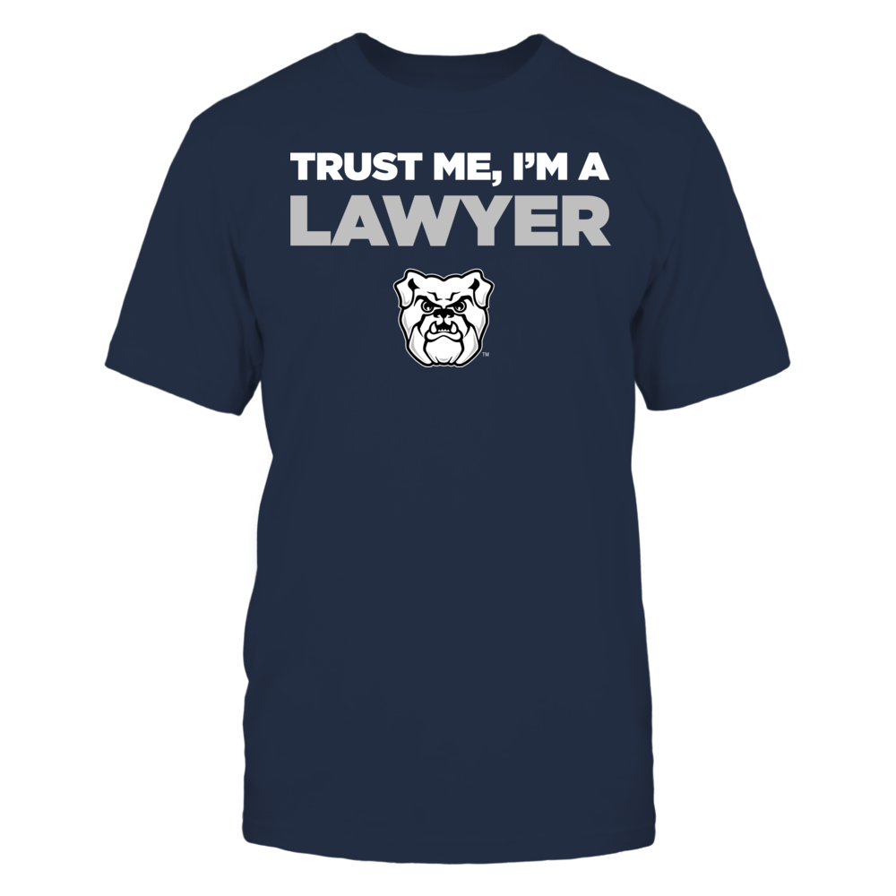 Butler Bulldogs - Trust Me - I'm a Lawyer - Team Front picture