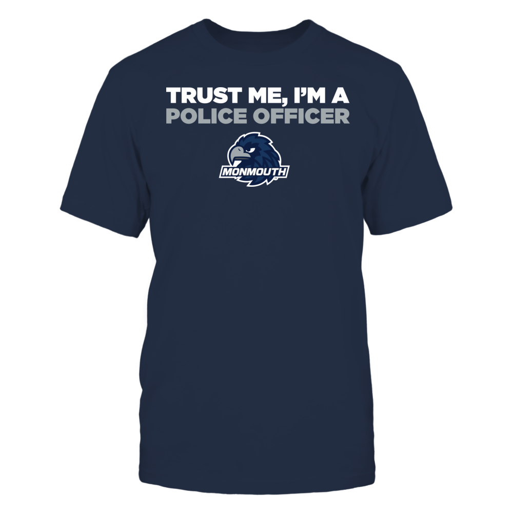 Monmouth Hawks - Trust Me - I'm a Police Officer - Team Front picture
