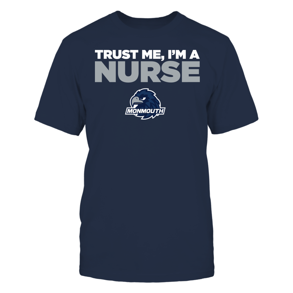 Monmouth Hawks - Trust Me - I'm a Nurse - Team Front picture