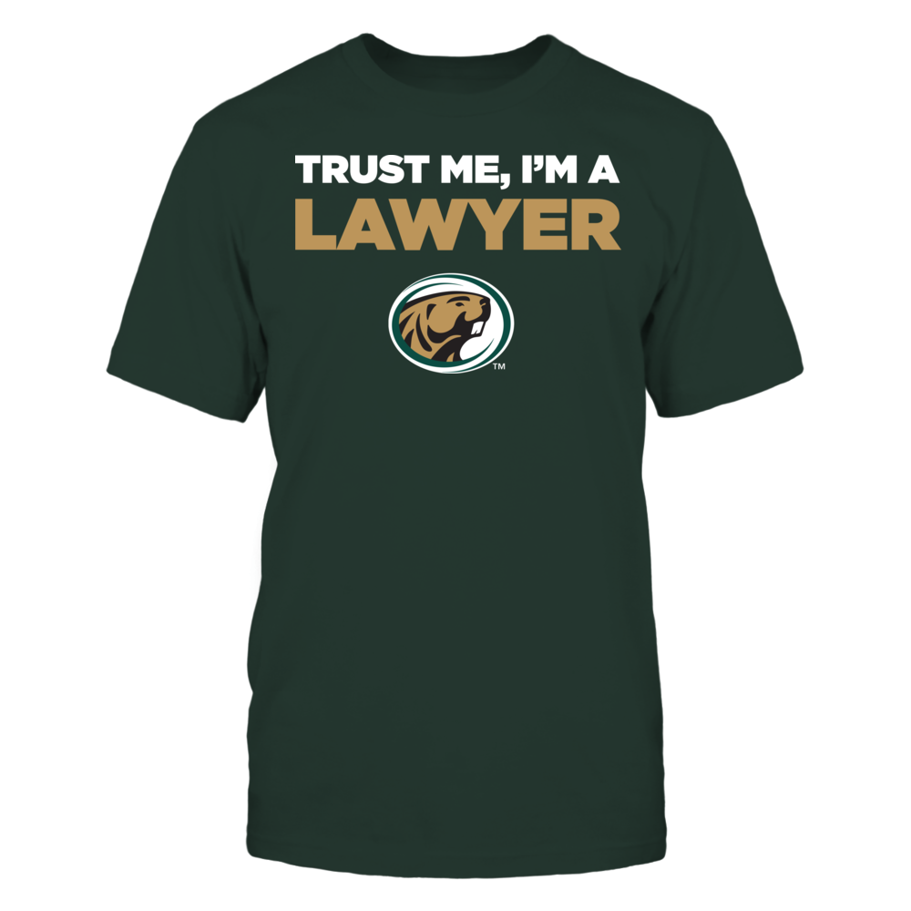 Bemidji State Beavers - Trust Me - I'm a Lawyer - Team Front picture