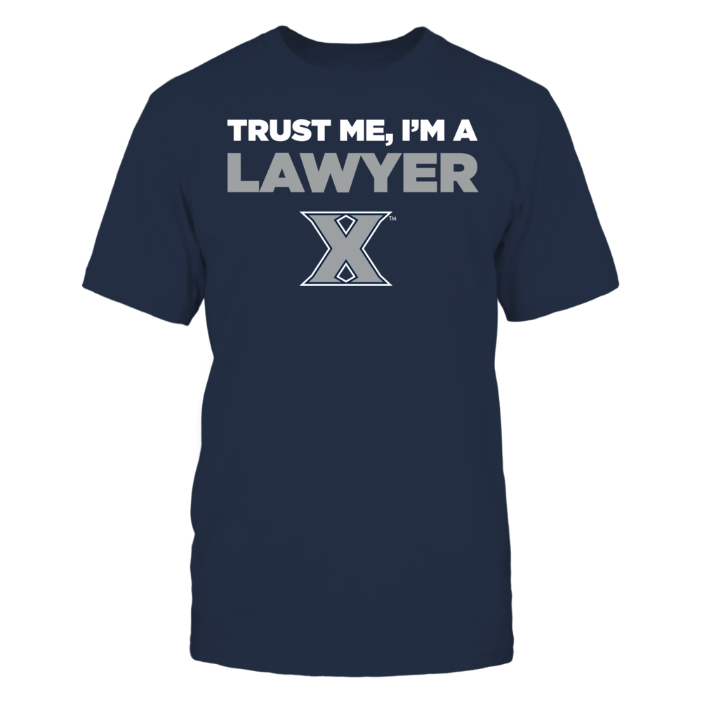 Xavier Musketeers - Trust Me - I'm a Lawyer - Team Front picture