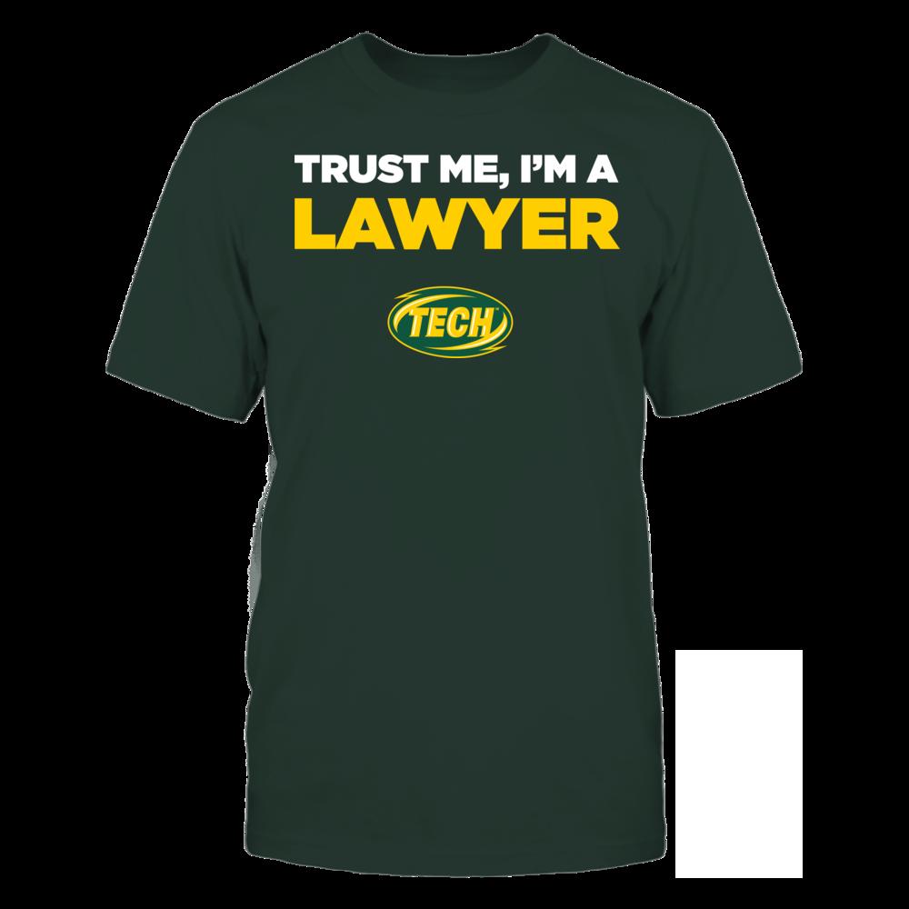 Arkansas Tech Golden Suns - Trust Me - I'm a Lawyer - Team Front picture