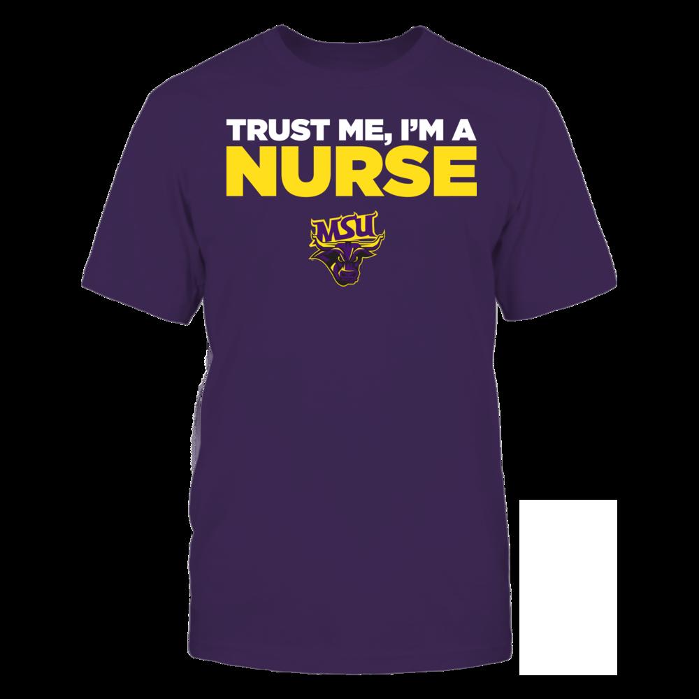 Minnesota State Mavericks - Trust Me - I'm a Nurse - Team Front picture