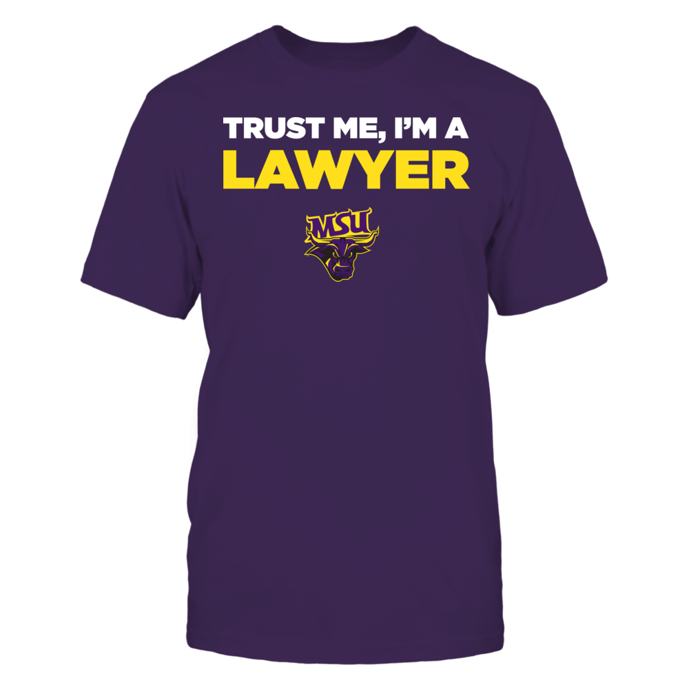 Minnesota State Mavericks - Trust Me - I'm a Lawyer - Team Front picture
