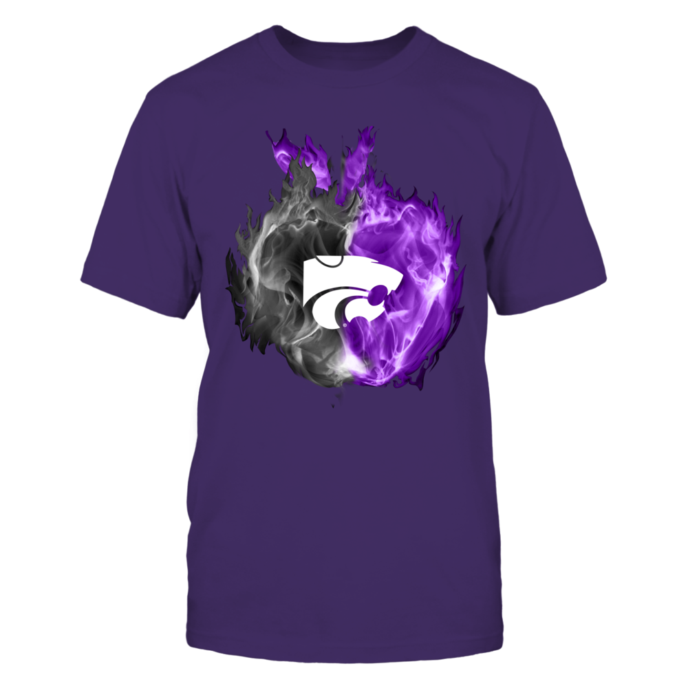 Kansas State Wildcats - Teacher - Ice Apple Front picture