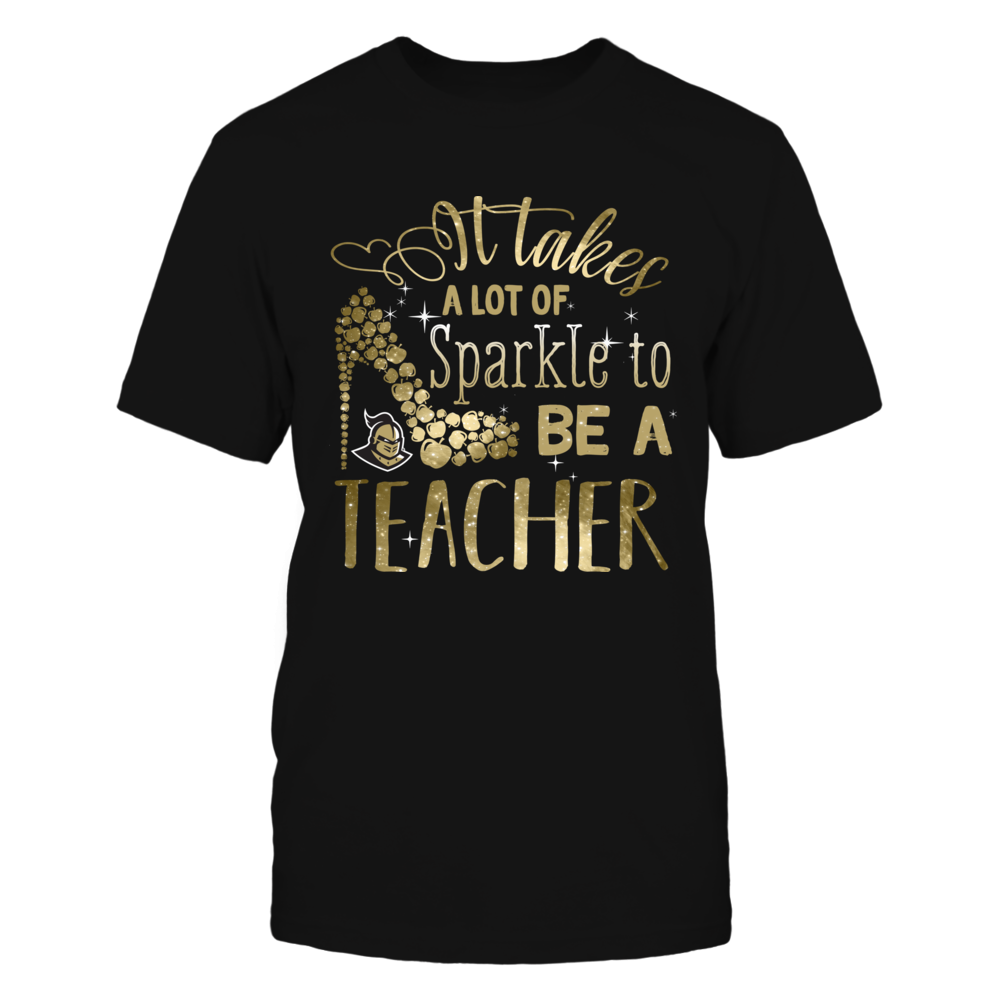 UCF Knights - It Takes A Lot Sparkle - Be A Teacher Front picture