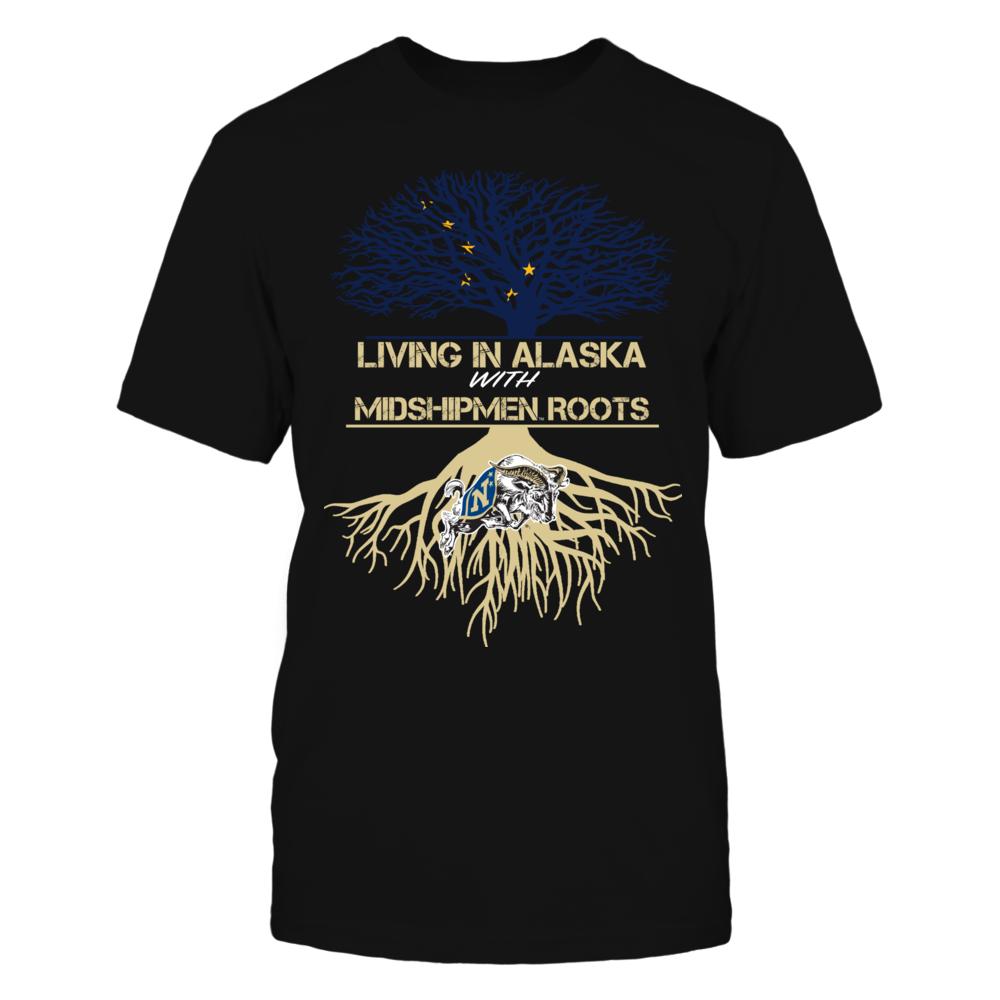 Navy Midshipmen - Living Roots Alaska Front picture