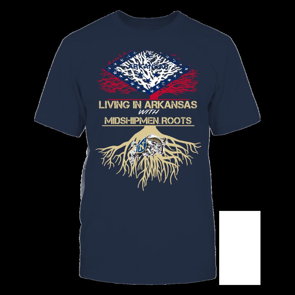 Navy Midshipmen - Living Roots Arkansas Front picture