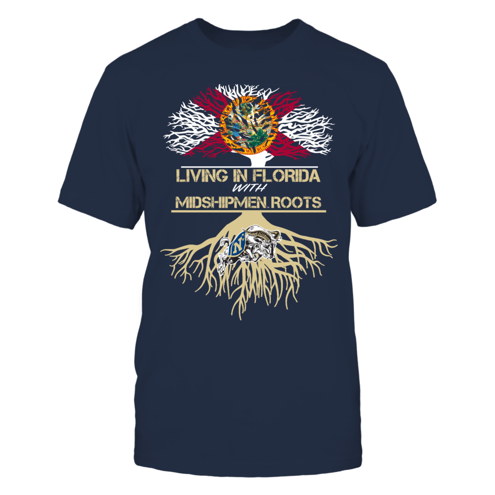 Navy Midshipmen - Living Roots Florida Front picture