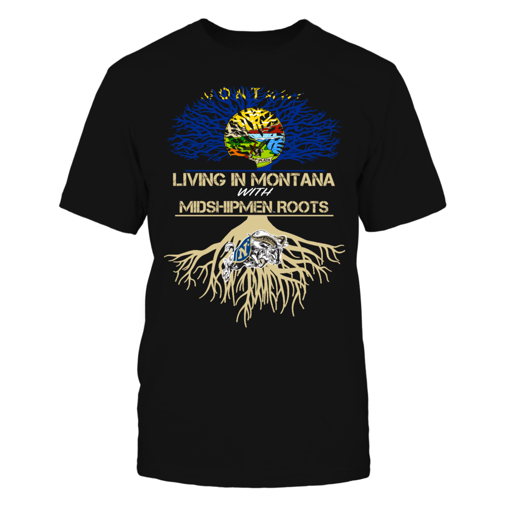 Navy Midshipmen - Living Roots Montana Front picture