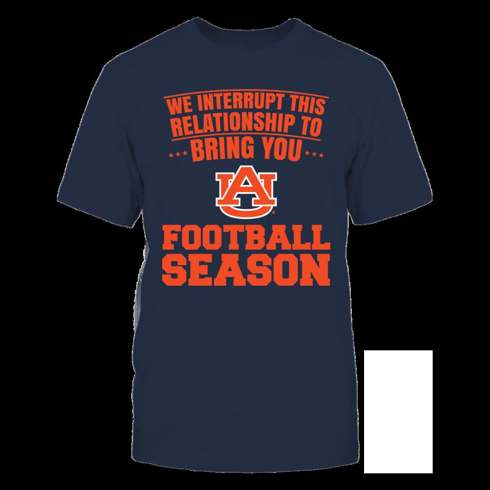 Auburn Football Season Front picture