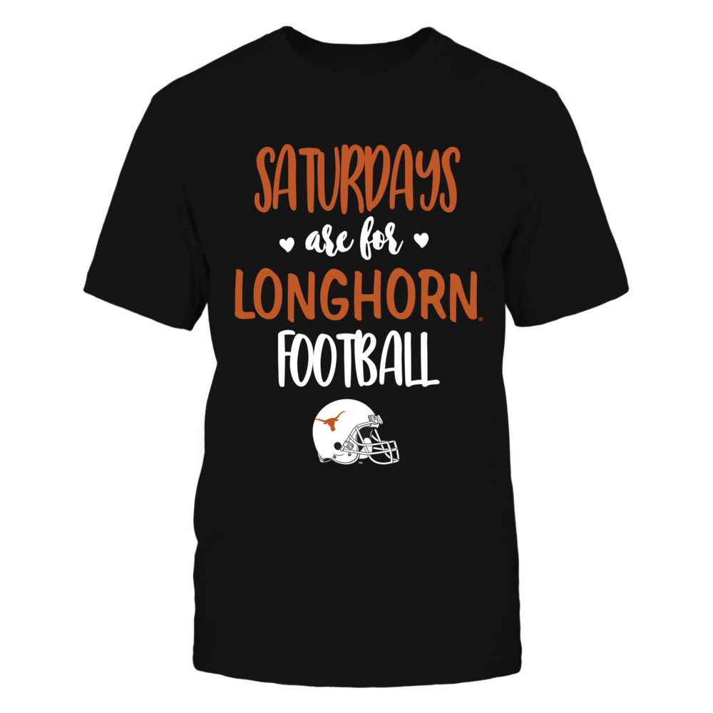 Texas Longhorns - Saturdays Are For Football - IF13-IC13-DS38 Front picture