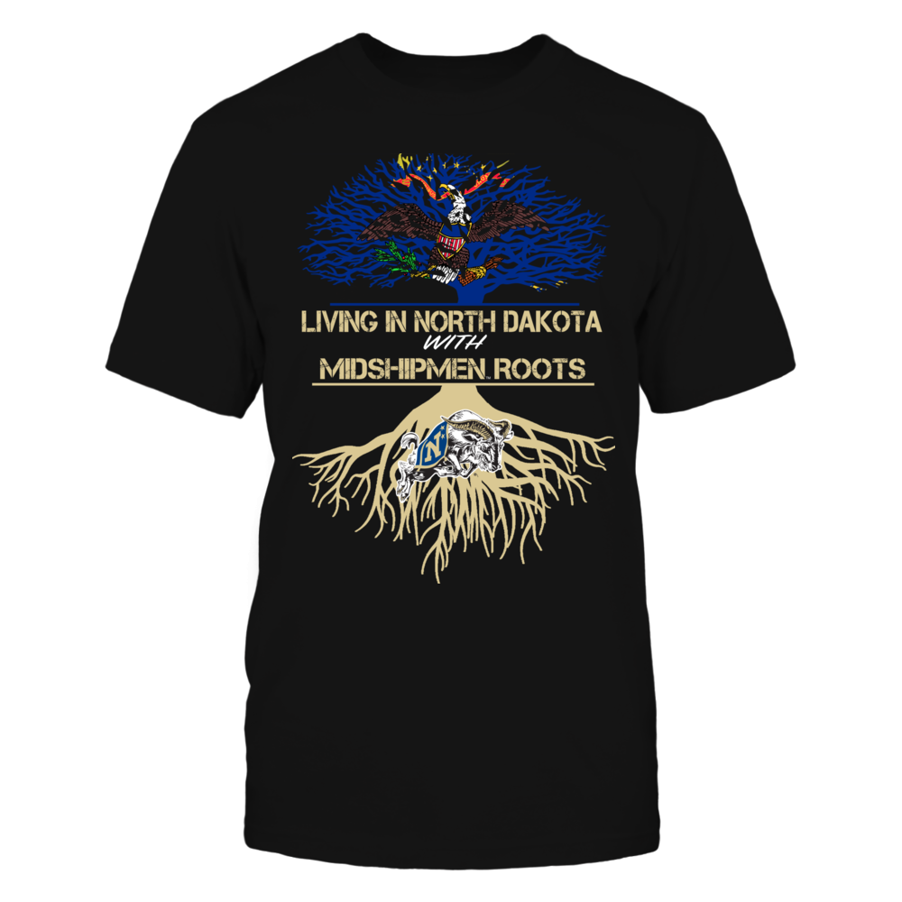 Navy Midshipmen - Living Roots North Dakota Front picture