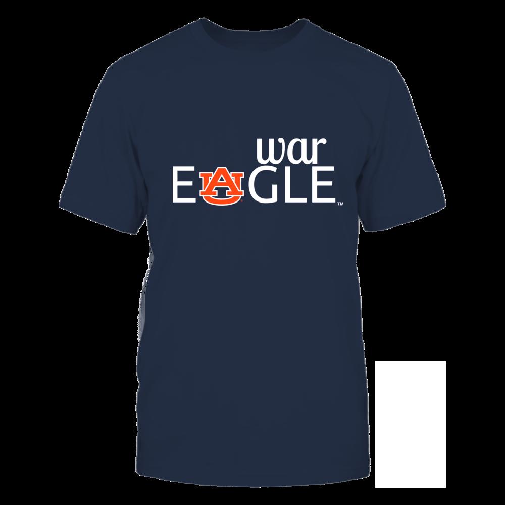War Eagle (Blue) - Auburn Tigers Front picture