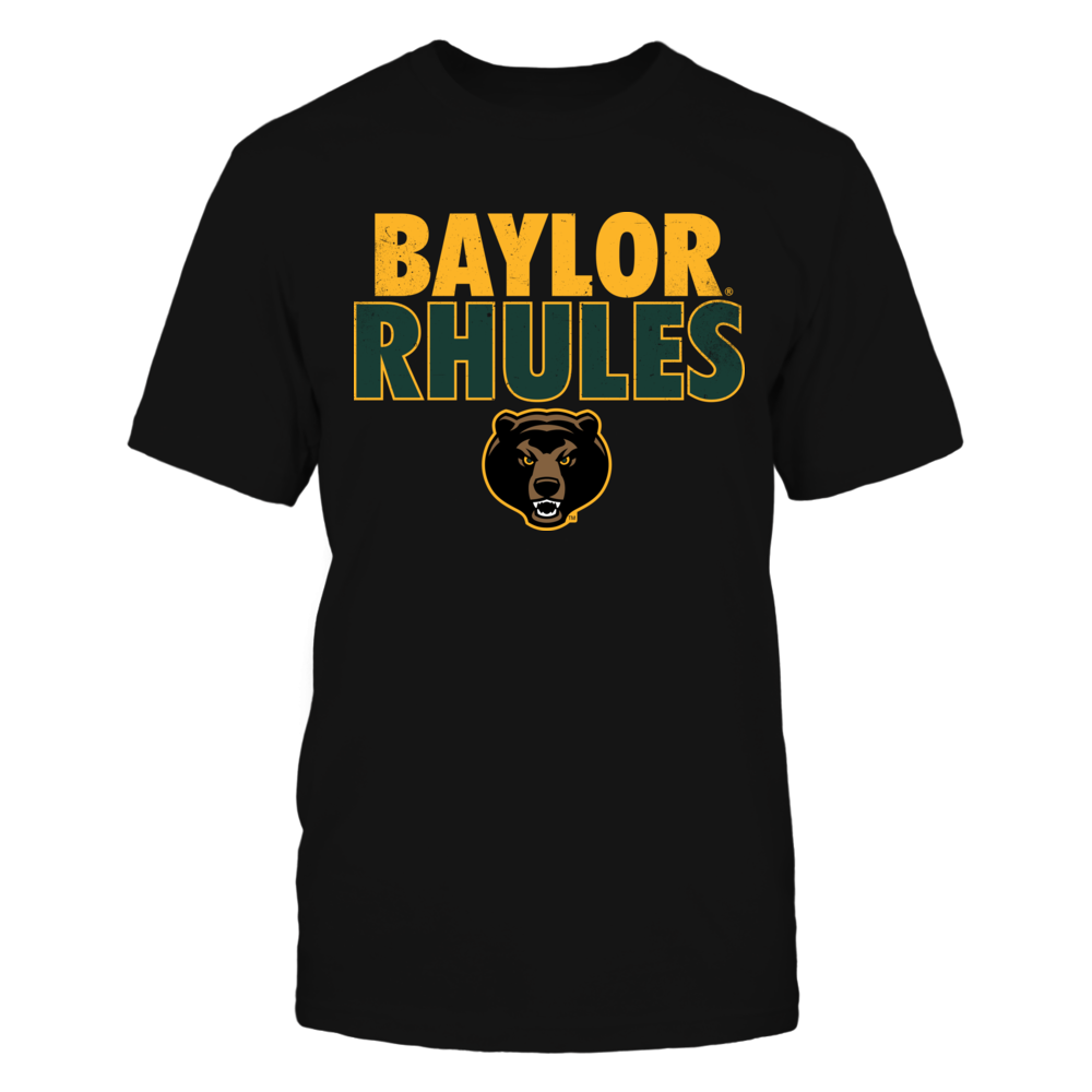 Baylor Rhules - Baylor Bears Front picture