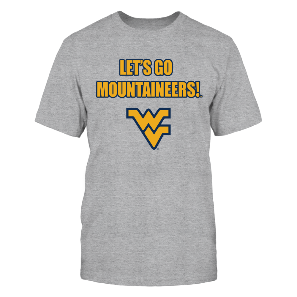 West Virginia University Mountaineers - Let's Go Front picture