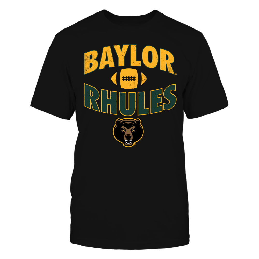 Baylor Bears Baylor Rhules! FanPrint