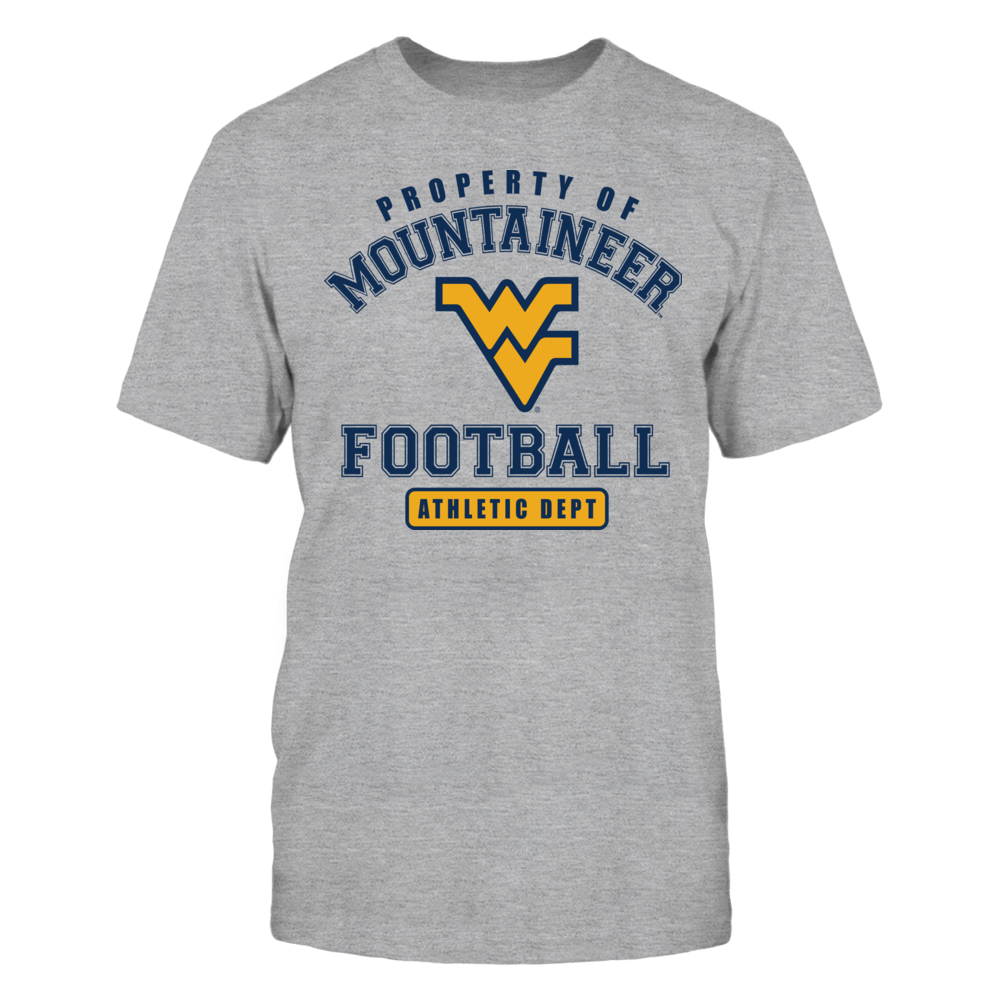 West Virginia University Mountaineers Football Front picture