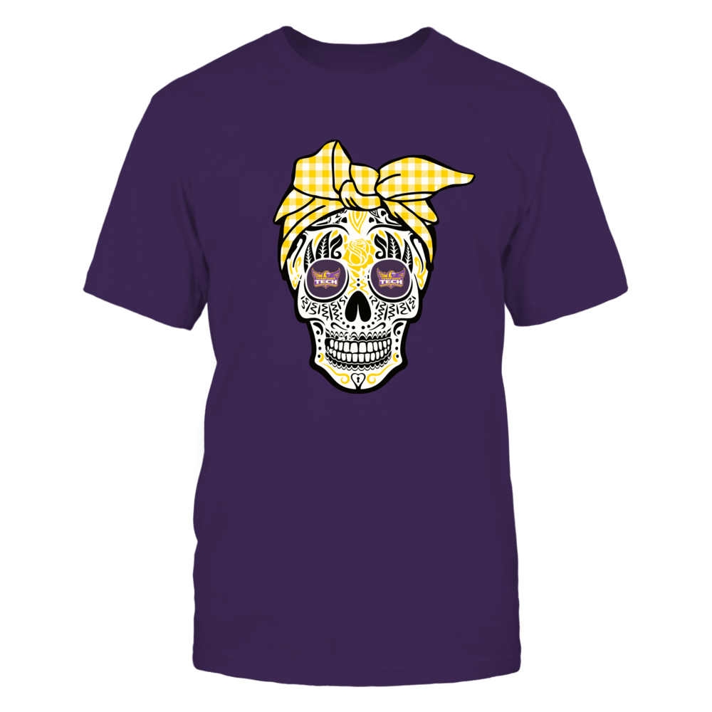 Tennessee Tech Golden Eagles - Sugar Skull - Turban Front picture