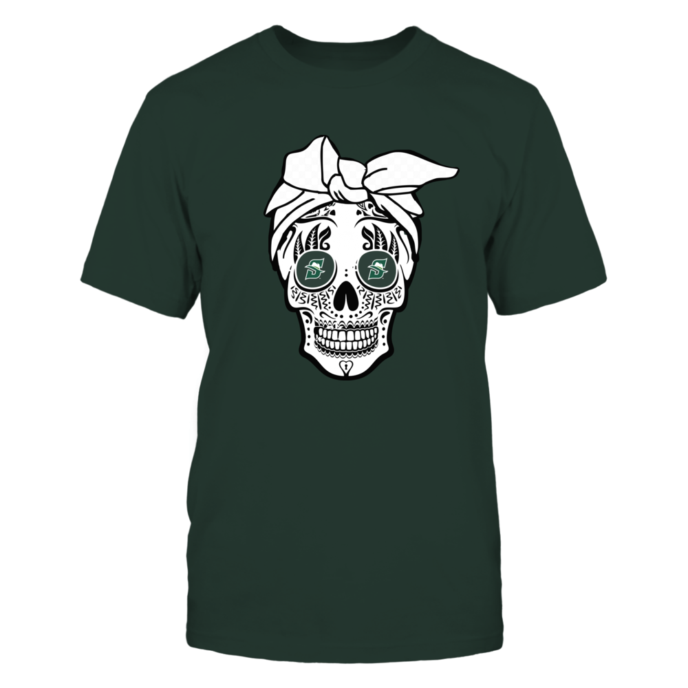 Stetson Hatters - Sugar Skull - Turban Front picture