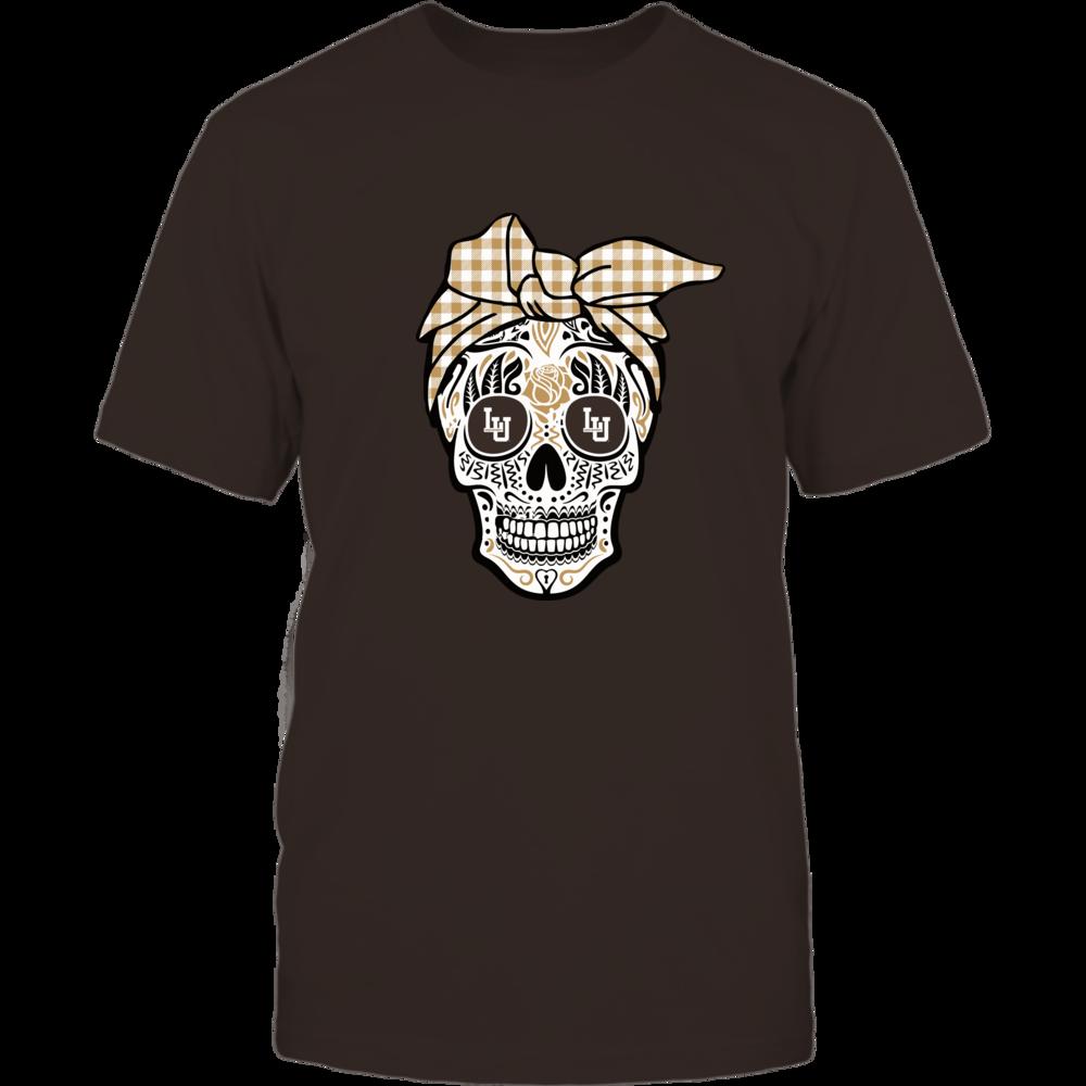 Lehigh Mountain Hawks - Sugar Skull - Turban Front picture