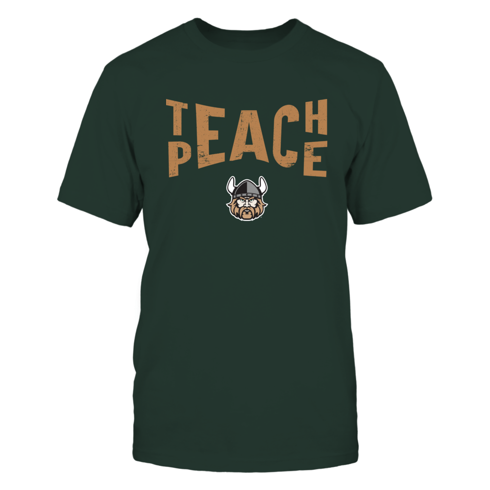 Cleveland State Vikings - Teach Peace - Team Front picture