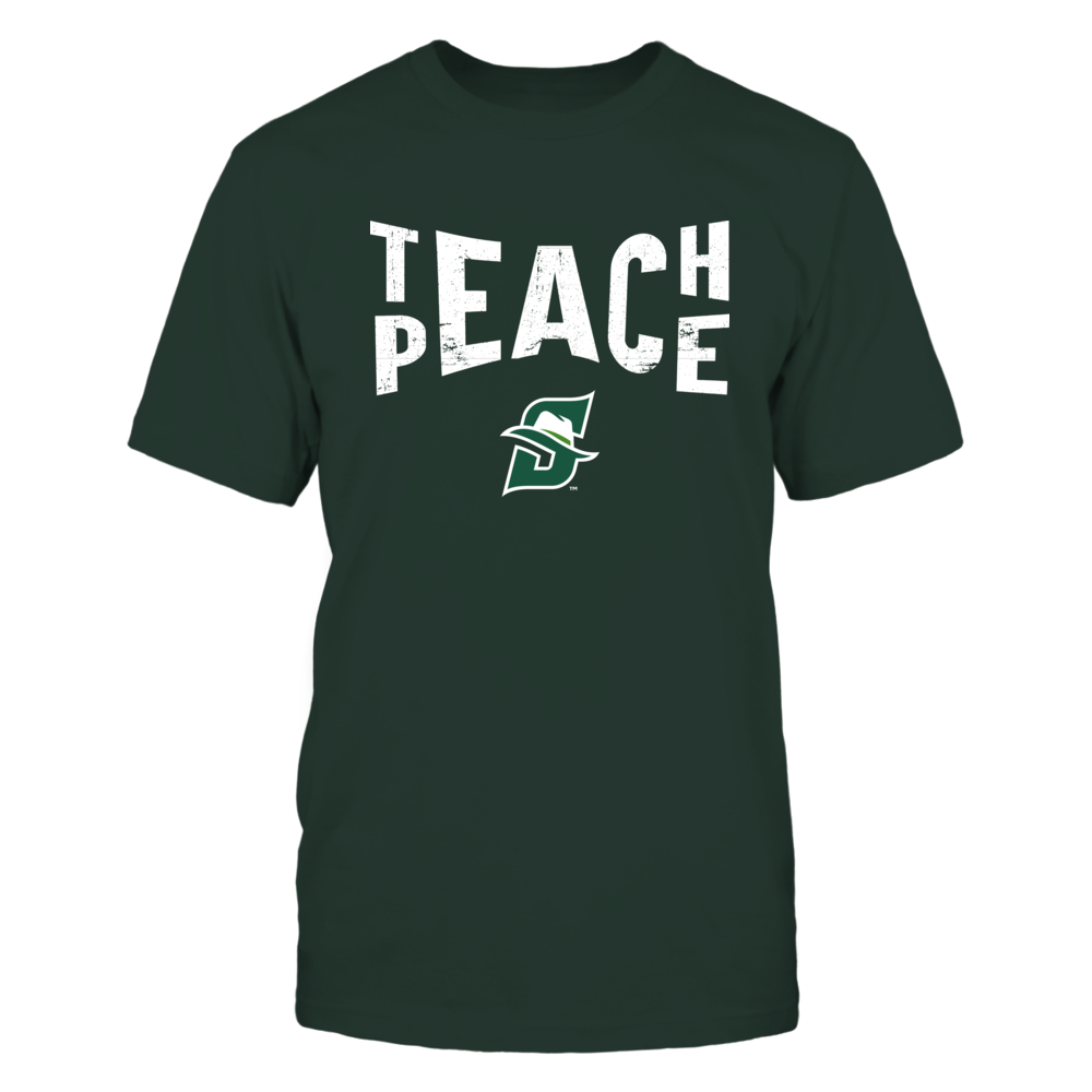 Stetson Hatters - Teach Peace - Team Front picture